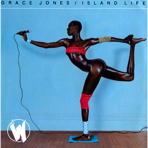 Iconic Grace Jones' Slave to the Rhythm as played by Wycked Drums