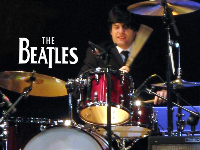 Paul - the new Ringo Starr