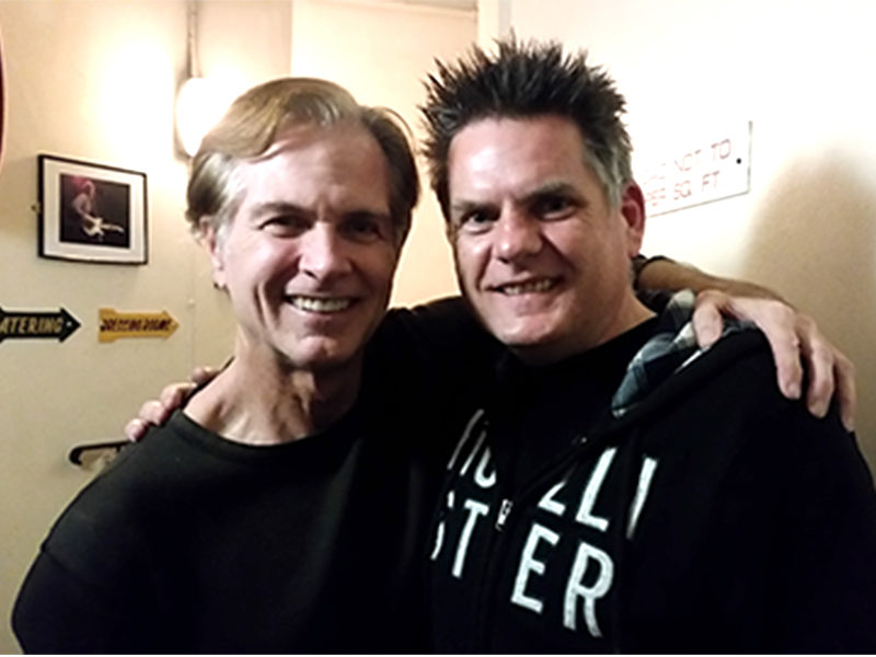 The late Pat Torpey - one of my idols